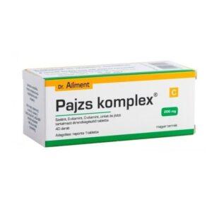 Dr. Aliment Pajzs komplex tabletta – 40db