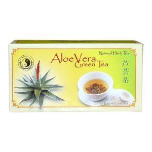 Dr. Chen Aloe vera green tea – 20 filter/doboz