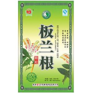 Dr. Chen Banlangen instant tea - 12db