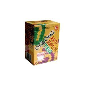 Dr. Chen Oolong anti-adiposis filteres tea – 30filter