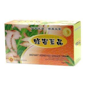 Dr. Chen Instant Mézes Gyömbér tea – 200g
