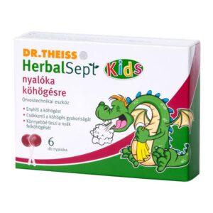 Dr. Theiss Herbalsept nyalóka köhögés ellen – 6db