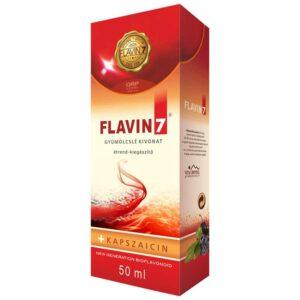 Flavin7+ Kapszaicin ital – 50ml