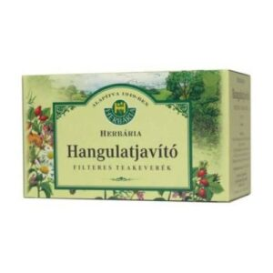 Herbária hangulatjavító tea - 20x1,5g filter/doboz