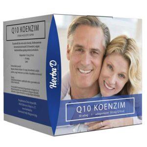 Herba-D Q10 koenzim csepp (30 napi adag) – 20ml