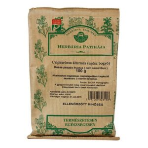 Herbária csipkebogyó áltermés egész tea - 100g