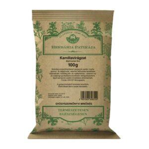 Herbária kamillavirág tea - 100g