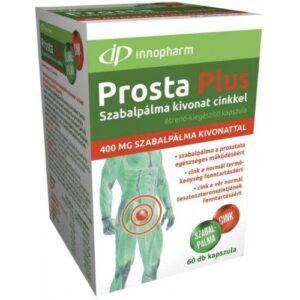 InnoPharm prostaplus kapszula - 60db