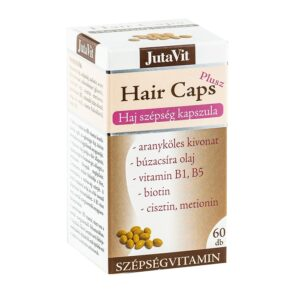 Jutavit Hair Caps kapszula - 60db