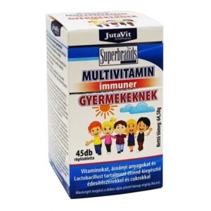 Jutavit Multivitamin gyerekeknek - 45db