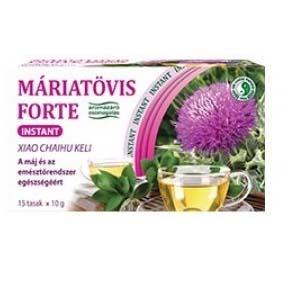 Dr. Chen instant máriatövis forte tea – 15 filter