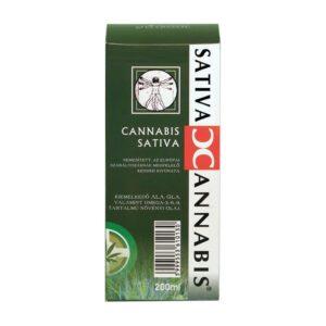 Cannabis Sativa Cannabionid Oil (Medicannabis olaj) – 200ml