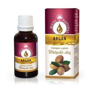 Medinatural bőrápoló olaj argán – 20ml