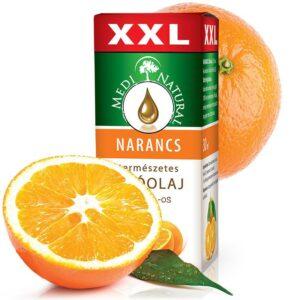 Medinatural illóolaj narancs XXL – 30ml