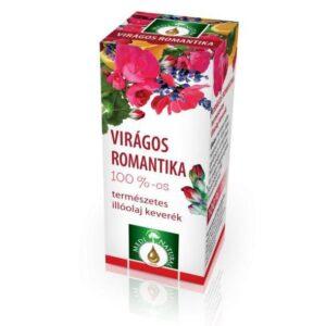 Medinatural illóolaj virágos romantika – 10ml