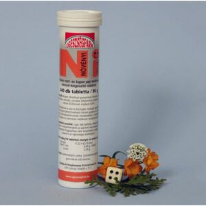 Növényi inulin tabletta – 240db
