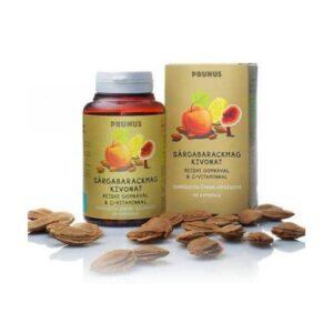 Prunus Sárgabarackmag kivonat kapszula – 90db