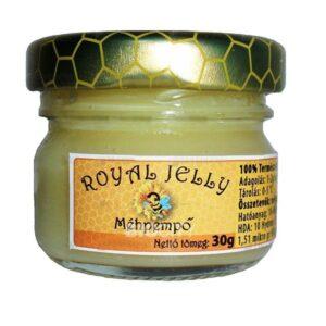 Royal jelly természetes méhpempő 30g – 30g
