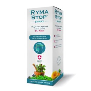 Herbal Swiss Dr. Weiss Ryma Stop orrspray – 30ml
