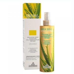 Specchiasol Verattiva 6 faktoros gyorsbarnító spray – 200ml