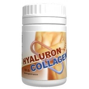 Vita Crystal Hyaluron+Collagen kapszula – 100db