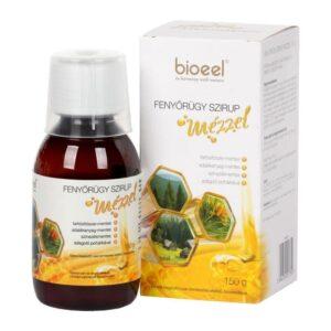 Bioeel Fenyőrügy szirup mézzel – 150g