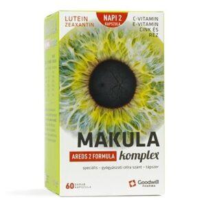 Goodwill Makula Komplex Areds 2 formula - 60db