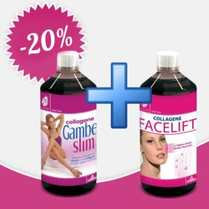 Specchiasol Gambe Slim + Kollagén Facelift - 2x500ml