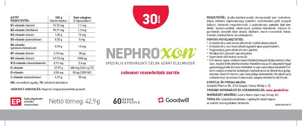 Nephroxon 60db