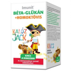 Imunit Kalóz Jack tabletta – 30db