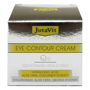 Jutavit Cosmetics Q10 szemránckrém - 15ml