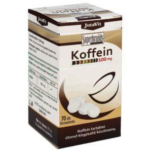 Jutavit Koffein 100mg tabletta – 70db