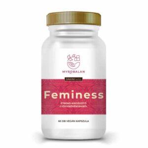 Myrobalan Feminess – könnyed változókor kapszula – 60db