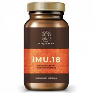 Myrobalan iMU.18 – immunerősítő kapszula – 60db