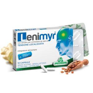 Specchiasol Lenimyr - fejfájás és másnaposság elleni kapszula - 10db
