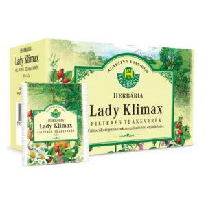 Herbária Lady Klimax tea filteres - 20 filter