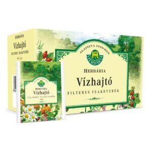 Herbária Vízhajtó filteres tea - 20 filter