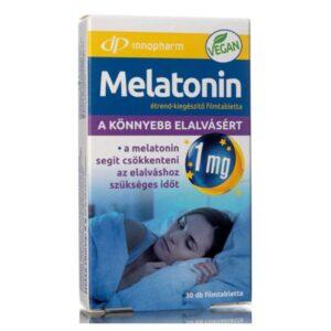 InnoPharm Melatonin filmtabletta - 30db