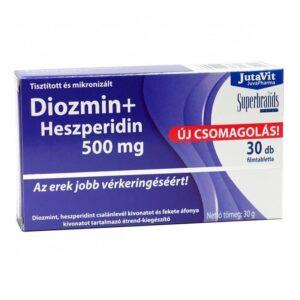 JutaVit Diozmin + heszperidin tabletta – 30db