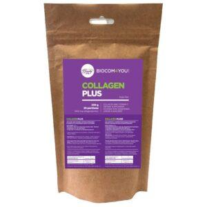 Biocom Collagen Plus italpor utántöltő – 250g