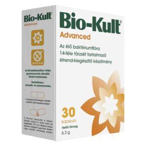 Bio-Kult Advanced kapszula - 30db