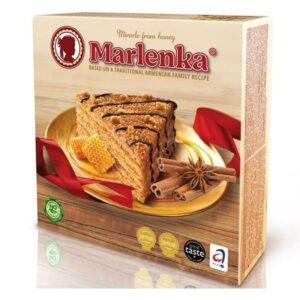 Marlenka Mézes-fahéjas torta - 800g