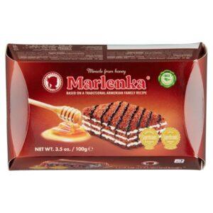 Marlenka Mézes kakaós torta szelet - 100g